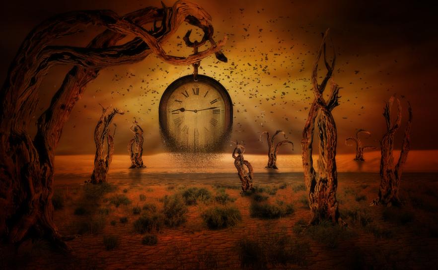 Time Slip – Campfire 181