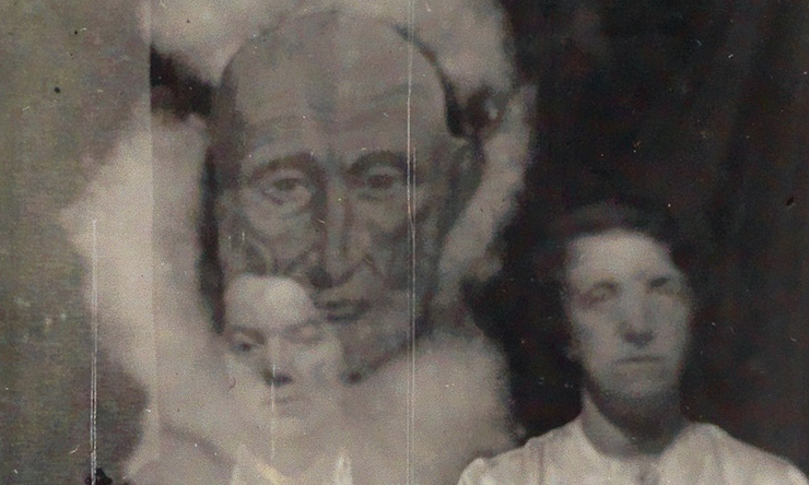 Fake Paranormal Images Are Not A New Thing
