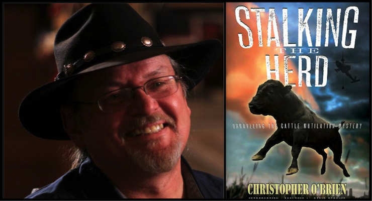 Stalking The Herd with Christopher O'Brien – Paranormal Podcast 330