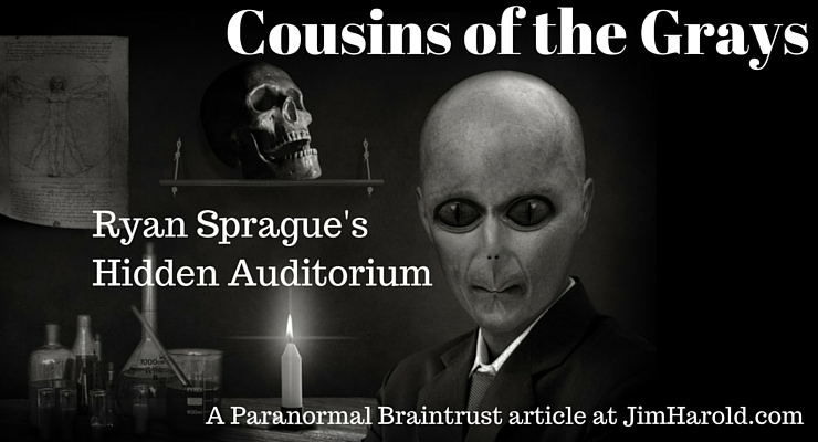 "Cousins of the Grays – Ryan Sprague's ""Hidden Auditorium"""