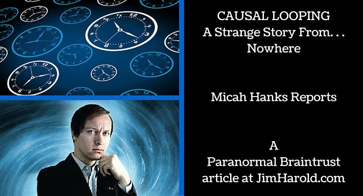 Causal Looping and Time Travel - Micah Hanks