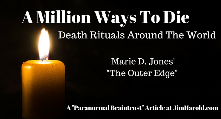 "A Million Ways To Die – Marie D. Jones' ""The Outer Edge"""