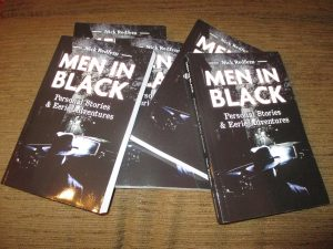 Nick's Book On Men In Black