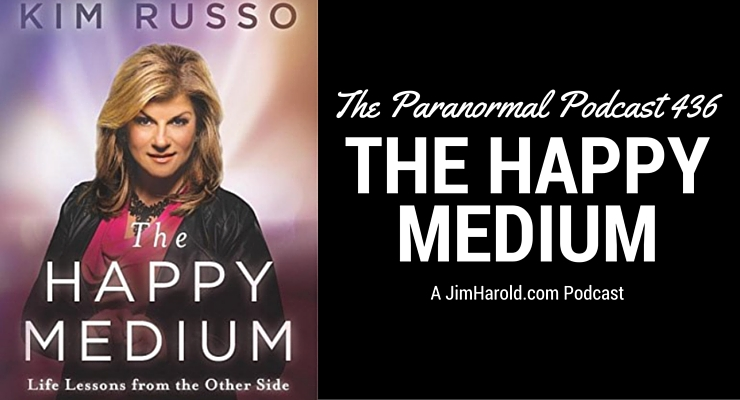Paranormal Podcast Kim Russo