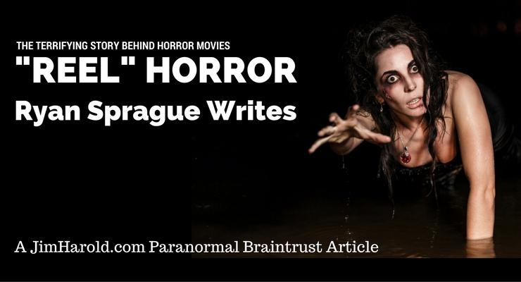 Reel Horror – Ryan Sprague Writes