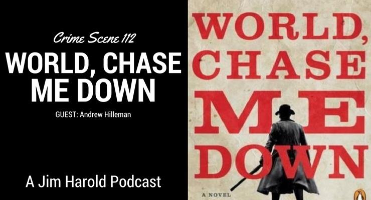 World Chase Me Down – Crime Scene 112
