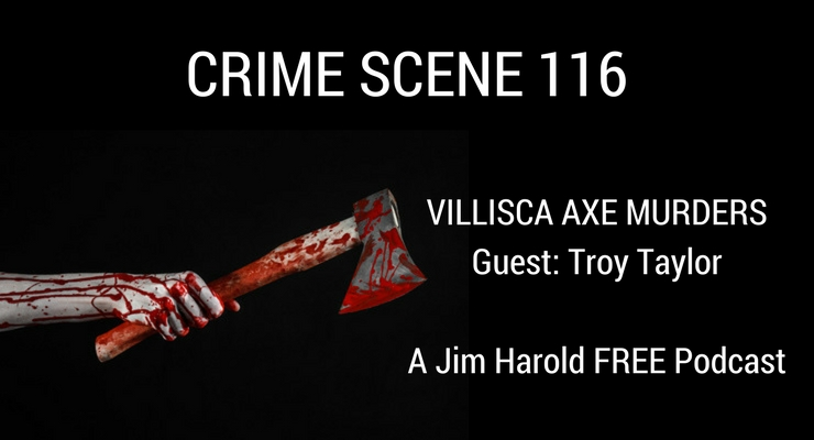 Villisca Axe Murders – Crime Scene 116