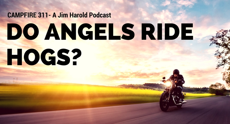 Do Angels Ride Hogs – Campfire 311