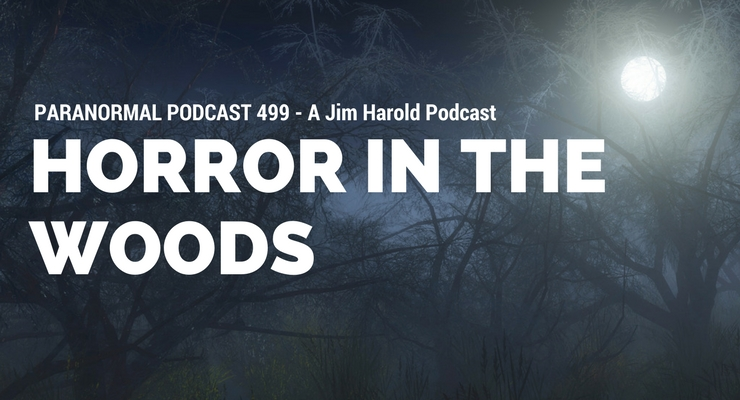 Horror In The Woods – Paranormal Podcast 499