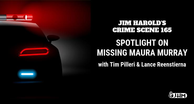 Spotlight On Missing Maura Murray – Crime Scene 165