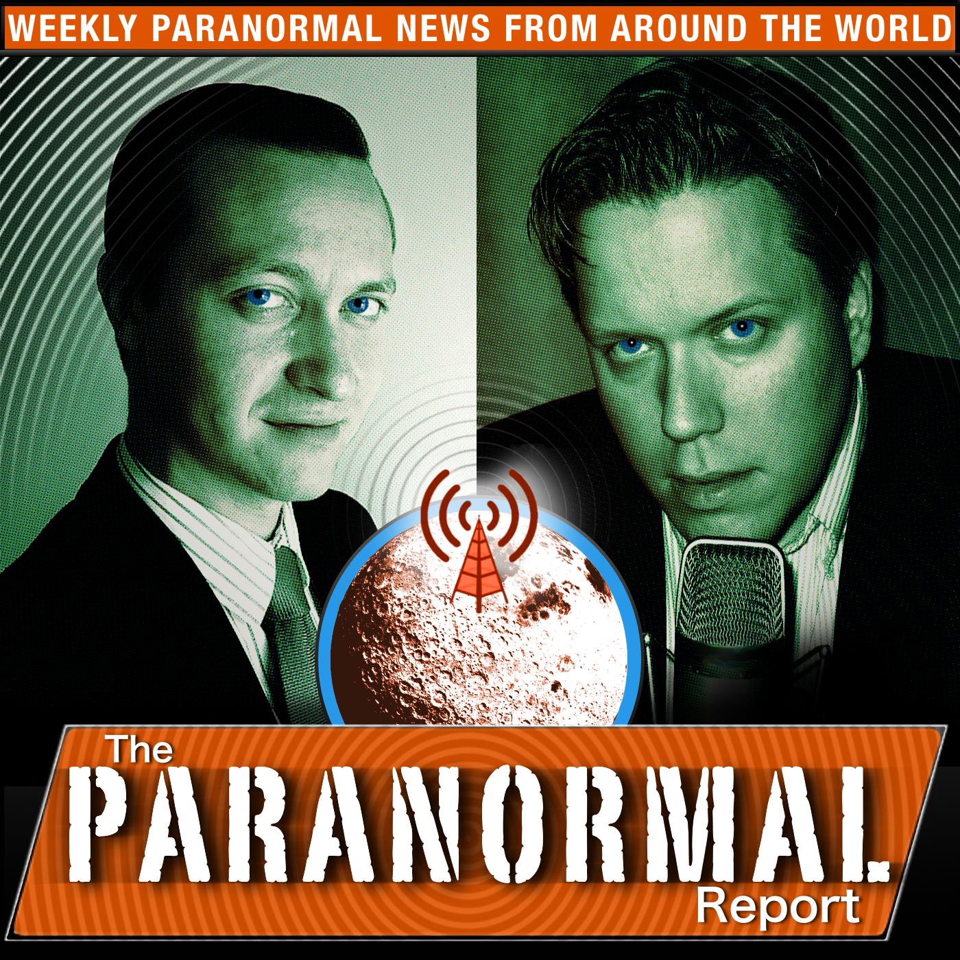 The Paranormal Report | Jim Harold and Micah Hanks